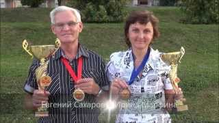 Grodno 2013. EDC European Ch. Checkers Deaf. Sakharov and Marfina