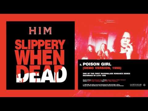 HIM - Poison Girl (Demo Version, 1998) [Remastered]