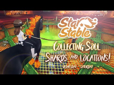 Collecting Soul Shards & the locations! | Star Stable Updates