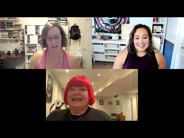 Old Ladies Lift Chat: Episode 3 with Linda Rousseau
