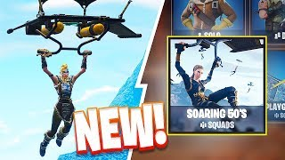 "Fortnite 50 vs 50 ""Soaring 50s"" Game Mode! (Fortnite Battle Royale)"
