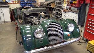 Vintage Morgan Restoration - Ep 1