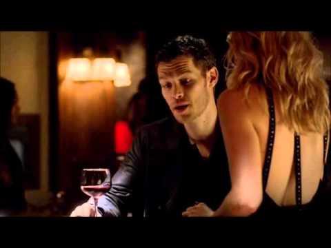 Klaus's accent