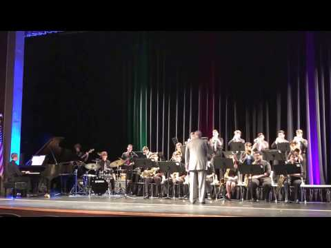 Cobblestones | Reagan High School Jazz Band | Palo Alto College Jazz Festival