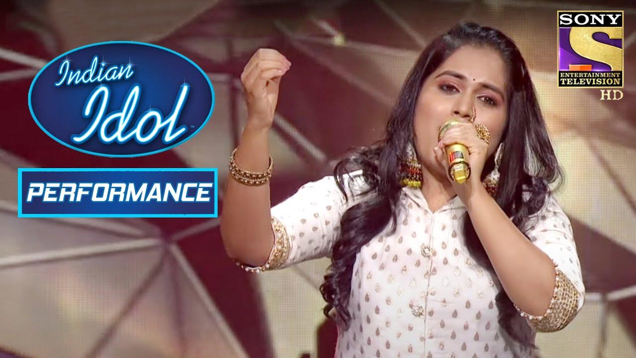 Download Sayli ने Judges को अपने Performance से किया Excite I Indian Idol Season 12