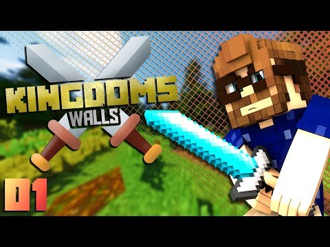 KINGDOMS WALLS #1 - La nouvelle série PVP
