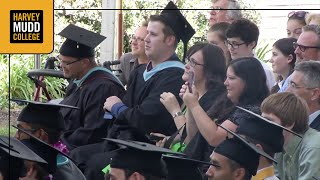 Harvey Mudd College Commencement 2014