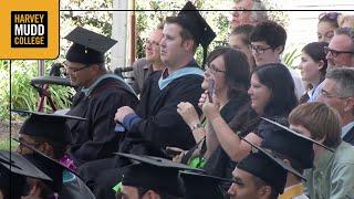 Harvey Mudd College Commencement 2014