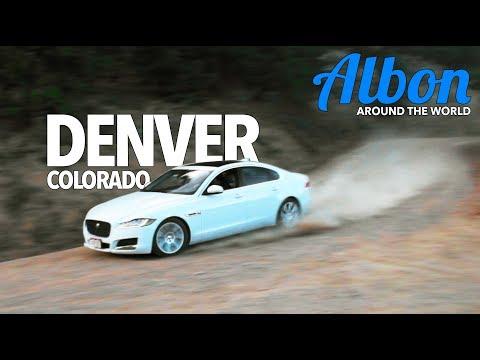 Rallying a Rental Car Through Colorado