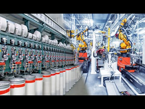 Smartest Factory Automation That Shocked The World