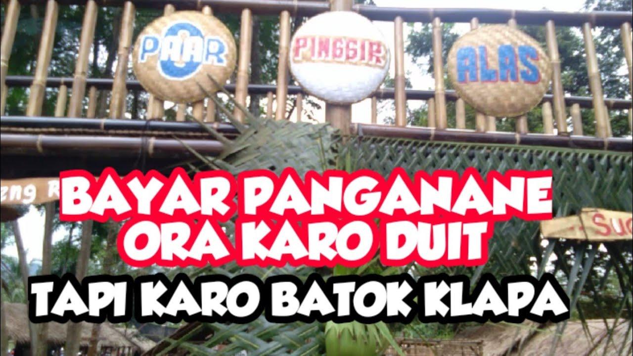 Pasar Pinggir Alas Wisata Kuliner Ds Karang Tengah