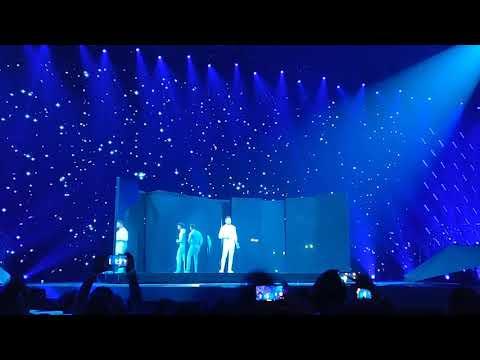 Eurovision 2019 Russia Sergey Lazarev Scream Second Semifinal Rehearsal