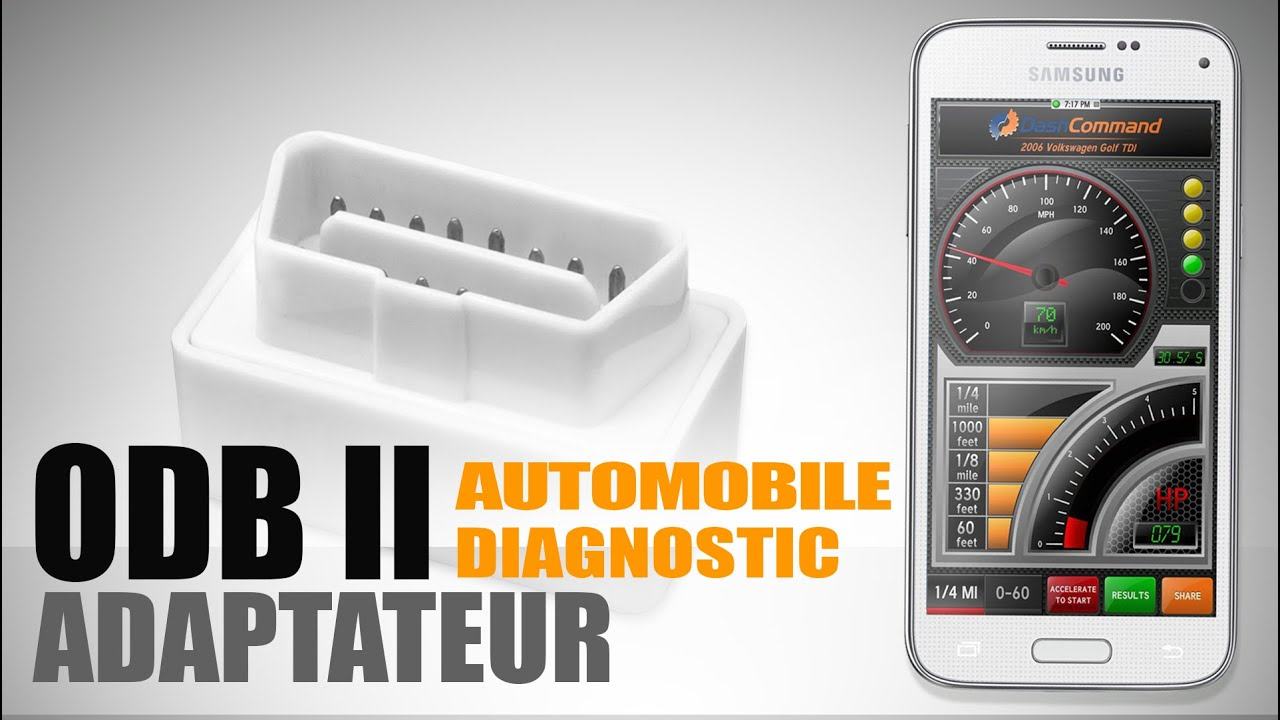 adaptateur diagnostic voiture unotec obdii youtube. Black Bedroom Furniture Sets. Home Design Ideas