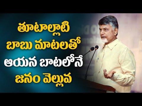 TDP Chief Chandrababu Naidu Shocking Comments on YS Jagan | TDP Latest News | ABN Telugu