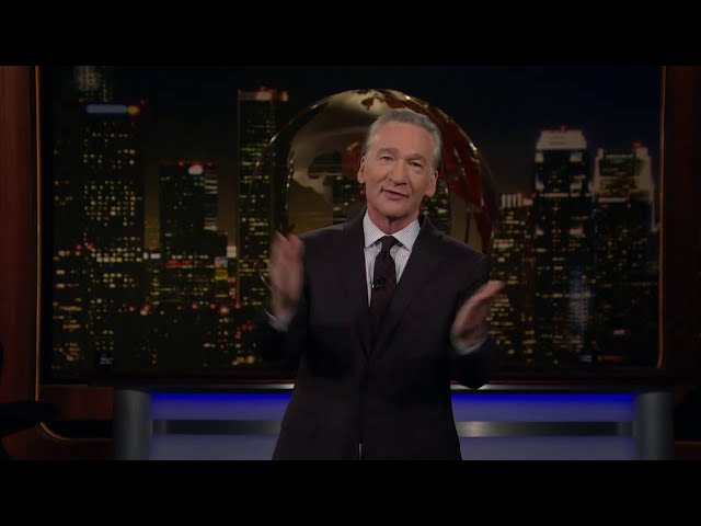 Monologue: Herd Mentality | Real Time with Bill Maher (HBO)