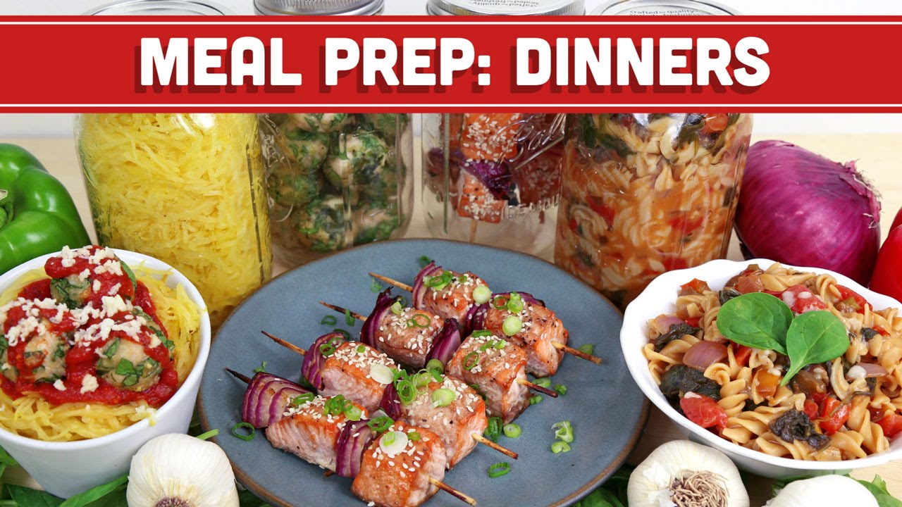 Meal prep healthy dinner back to school ideas mind over munch youtube premium forumfinder Choice Image