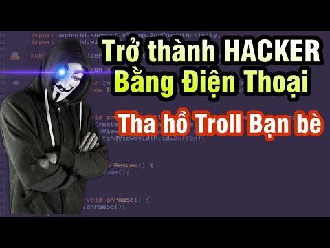 phần mềm hack game online trên điện thoại - Ứng dụng Giúp bạn trở thành 1 H.ac.ker chuyên nghiệp trong mắt bạn bè│Prank Hacking App For Android