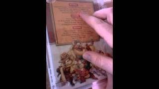 Chip N' Dale Rescue Rangers Volume 1-unboxing