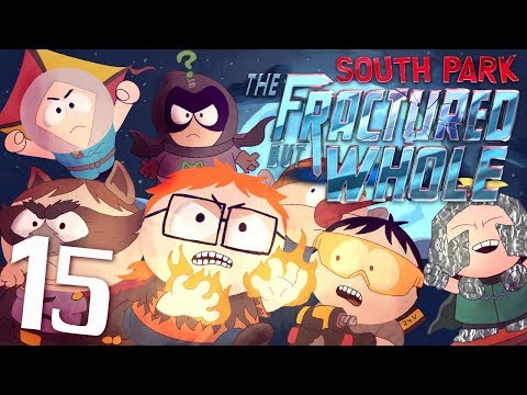 SOUTH PARK THE FRACTURED BUT WHOLE Walkthrough Gameplay Part 15: At the Precinct of Psychopathy