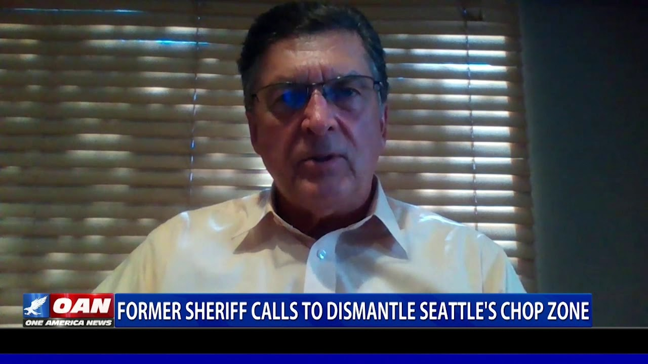 Fmr. sheriff calls to dismantle Seattle's CHOP zone