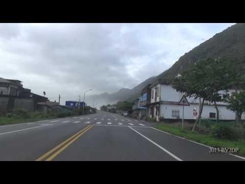 省道台11線花東海岸公路南向花蓮市-太麻里全程路程景