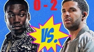 "Drake Drops ANOTHER Diss Song to Meek Mill Called ""Back to Back"". Meek Has Yet to Respond!"