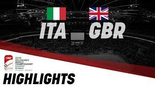 Italy - Great Britain | Highlights | 2018 IIHF Ice Hockey World Championship Division I Group A