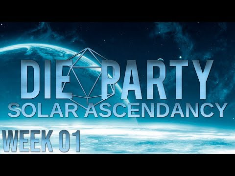 Solar Ascendancy ~ Too close to the sun - Stars Without Number Revised | Week 01