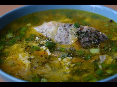 Рыбный суп из щуки!!!