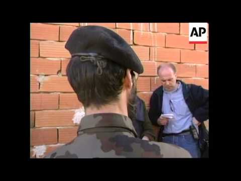 Macedonia: Rebels: Ethnic Albanian rebels willing to negotiate peace