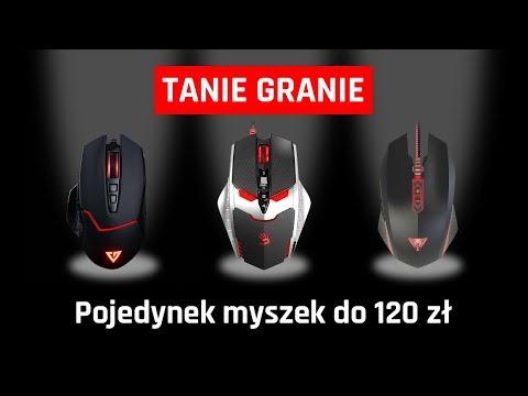 Pojedynek myszek do 120 zł!