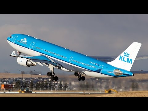 KLM World Business Class Amsterdam to New Delhi