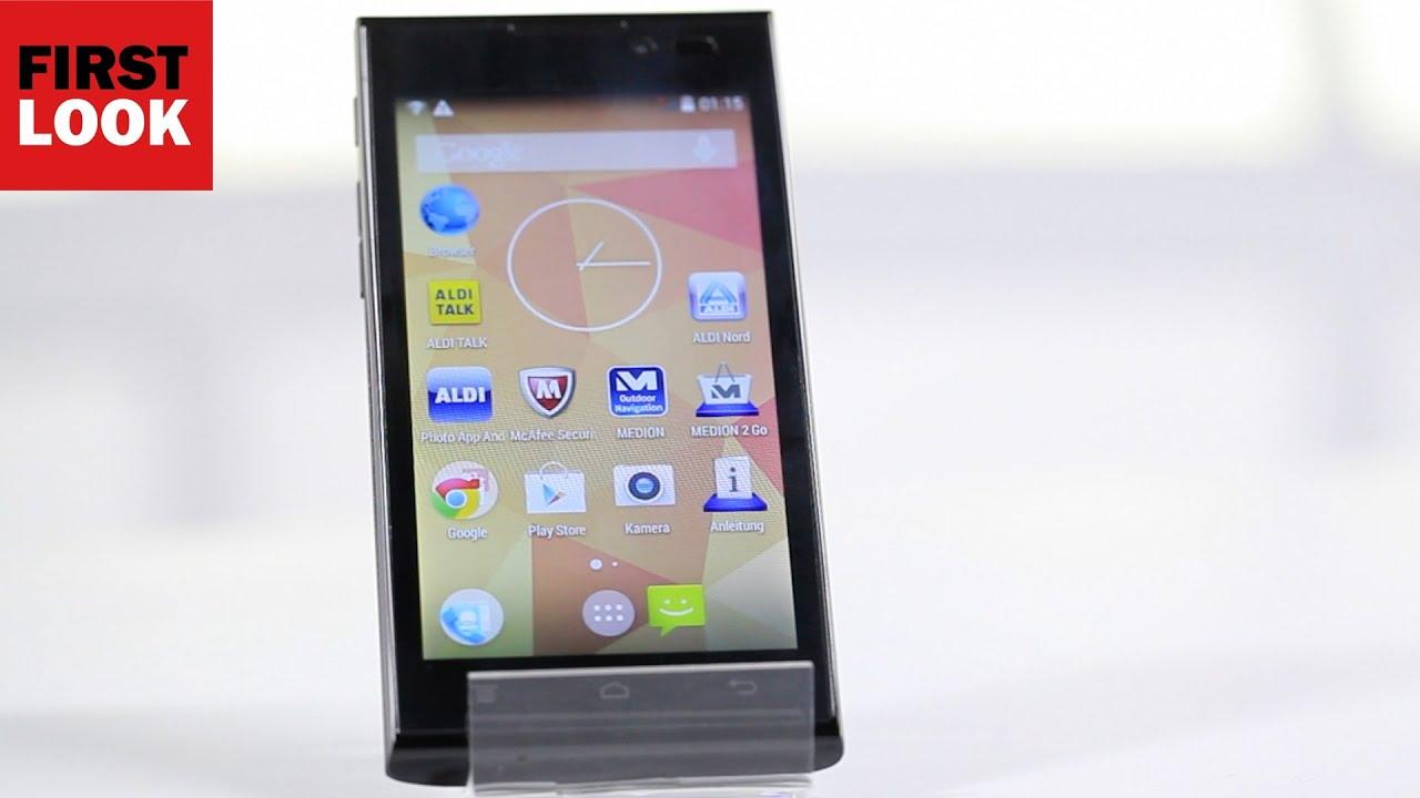 Smartphone Für 99 Euro Aldi Nord Angebot Medion Life E4502 Im Check