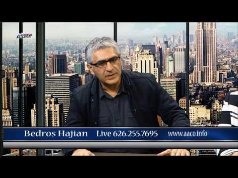 Bedros Hajian live March 18,  2017