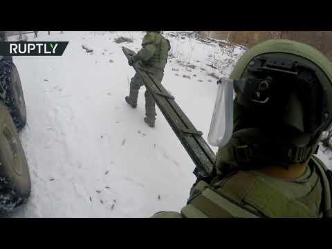 اختبارات بدلة قتالية روسية متطورة!  - نشر قبل 2 ساعة