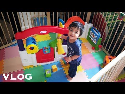 ВЛОГ: Любимые Игрушки Малыша после 10 месяцев : Наши новые Игрушки