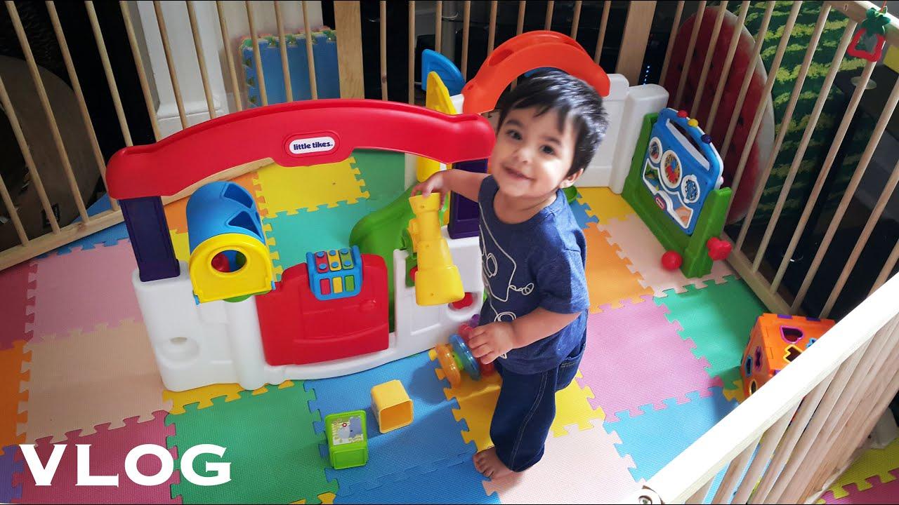 Игрушки для мальчика в 10 месяцев