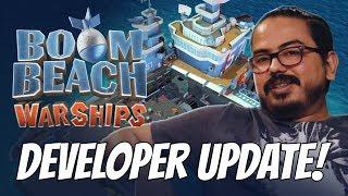 Boom Beach: Warships Developer Update #2