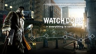 Watch Dogs Digital Deluxe Edition Pre-Order 30 minutes gameplay