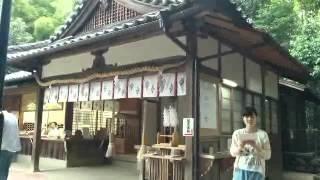 赤糸の小道スポット⑩久延彦神社