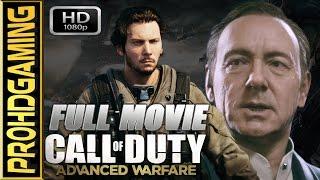 Call of Duty: Advanced Warfare (PC) I The Movie I Veteran Walkthrough (with Intel Locations)  [HD]