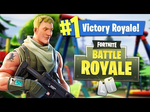 BEST GAME EVER!! (Fortnite Battle Royale)