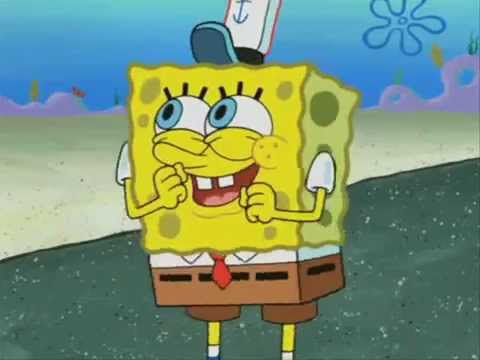 "Spongebob ""Turn down for what"""