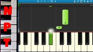 k camp comfortable piano tutorial how to play comfortable synthesia