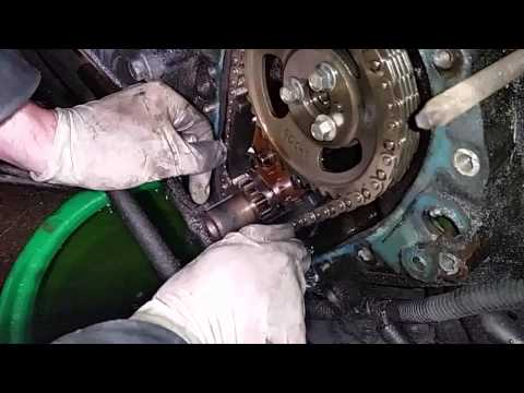 How To Replace A Timing Chain  Fully Detailed Video !!! DIY  YouTube