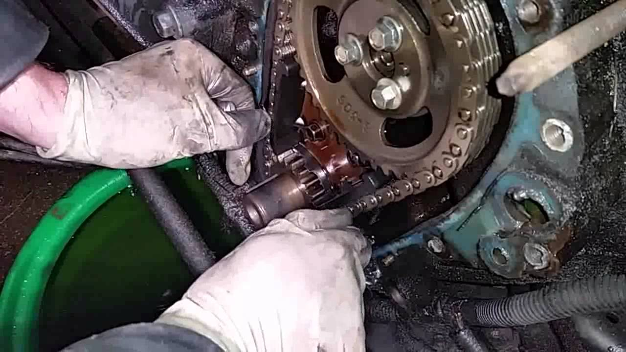 How To Replace A Timing Chain  Fully Detailed Video