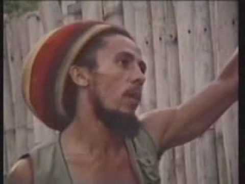 Bob Marley Interview - Anti Establishment
