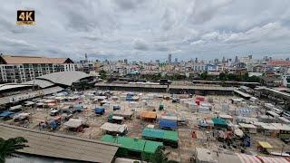 Bangkok Train Night Market Ratchada closed for good! Thailand Update screenshot 4