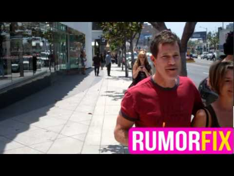 Dylan Walsh talks about Nip Tuck.