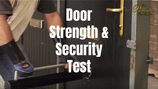 Palladio Door Security Test Video